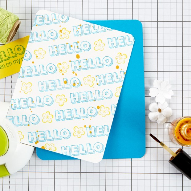 Spellbinders/Fun Stampers Journey March 2020 Stamp of the Month is Here - Sentiment Stacks #NeverStopMaking #SpellbindersClubKits #FSJSOTM