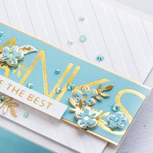 Spellbinders May 2020 Glimmer Hot Foil Kit of the Month is Here – Thanks a Million #Spellbinders #SpellbindersClubKits #NeverStopMaking #GlimmerHotFoilSystem