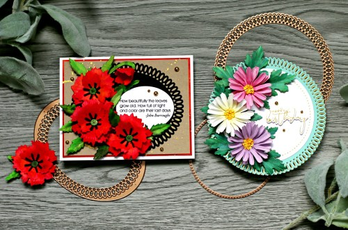 Susan's Autumn Flora Collection – Floral Dies with Sandi MacIver