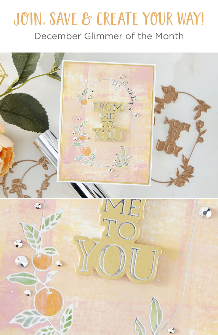 December 2020 Glimmer Hot Foil Kit of the Month is Here – Glimmer Mix & Match