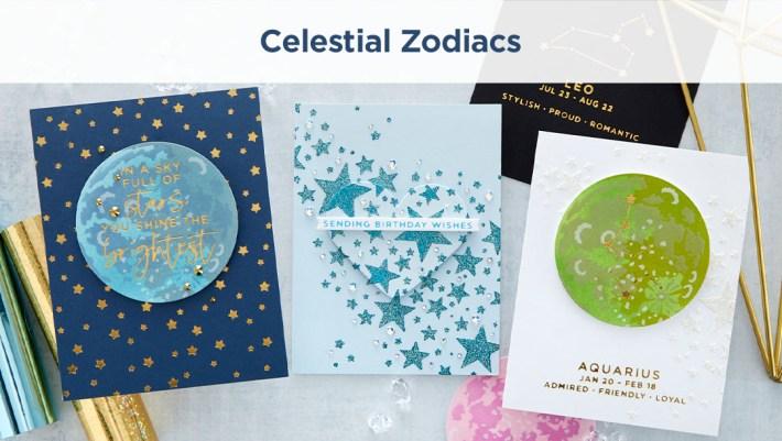Celestial Zodiacs Collection