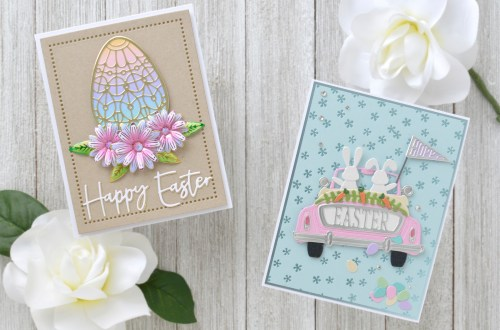 Expressions of Spring Collection – Easter Card Inspiration with Annie Williams