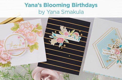 Blooming Birthdays Collection Inspiration Round-Up