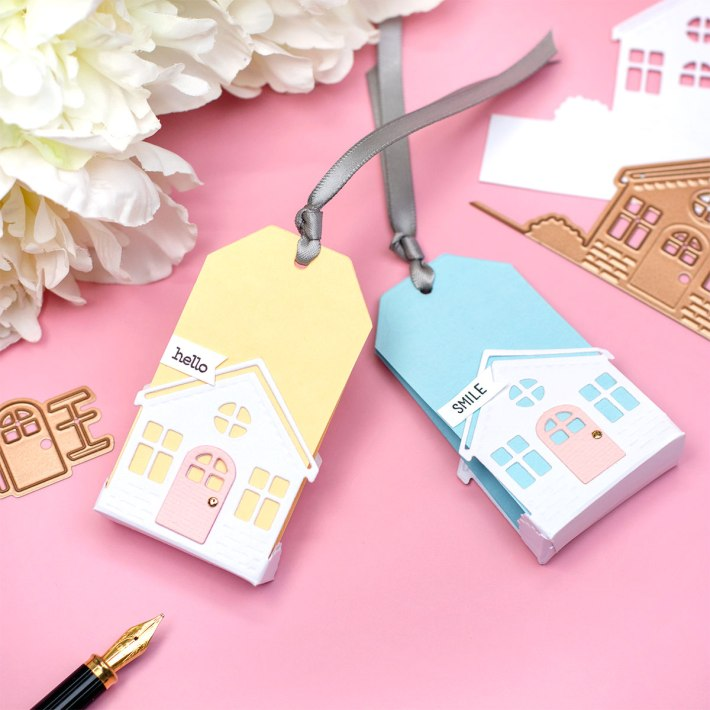 Make a Scene Card Making Ideas with Bibi Cameron