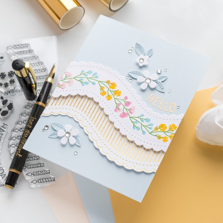 April 2021 Clear Stamp of the Month is Here – Around the Bend