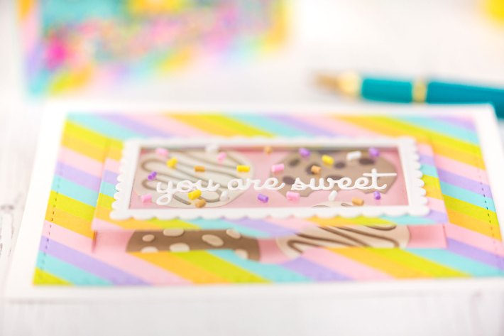Sweet Street Cards with Mona Toth