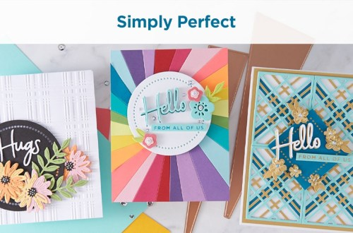 Simply Perfect Collection Inspiration Round-Up