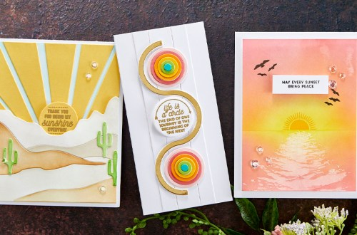 June 2021 Clear Stamp of the Month is Here – Circles of Sunshine