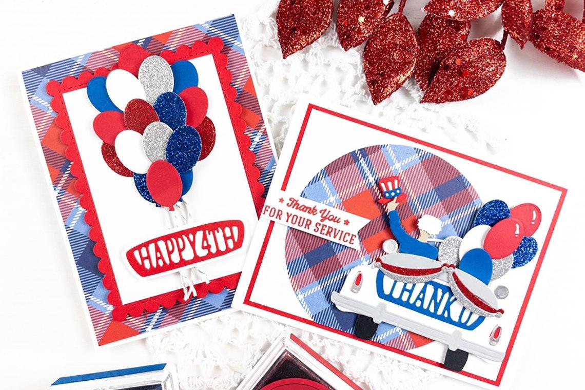 Liberty Collection – A Patriotic Sunday Drive with Crystal Komara