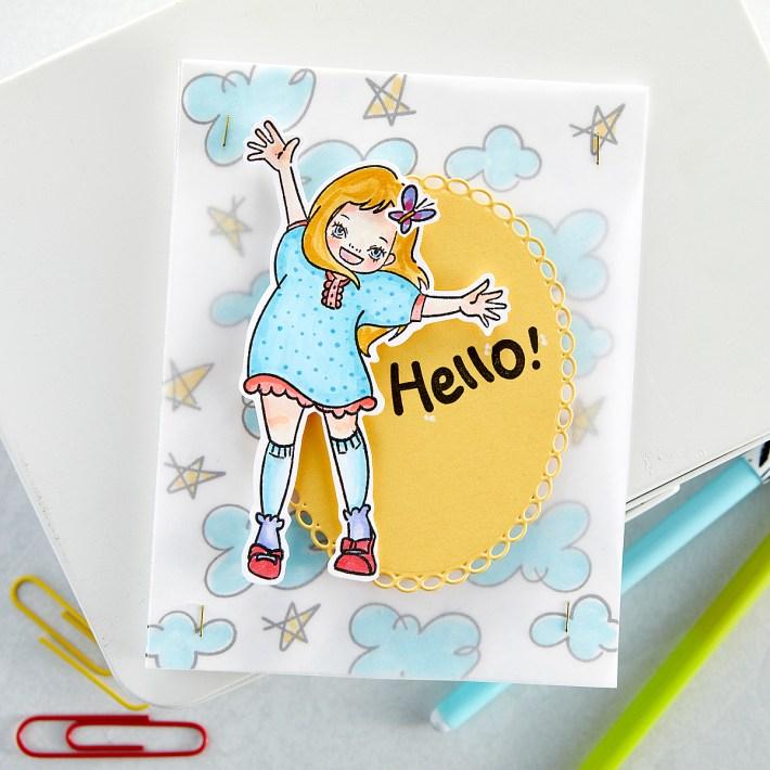 Delightful Cardmaking & Coloring   Spellbinders Live