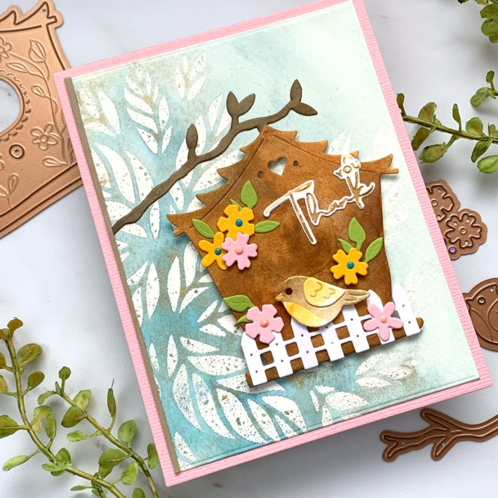 Birdhouses Through the Seasons with Natasha Vacca