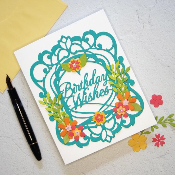 Beautiful Sentiment Vignettes Inspiration with Karen Brown