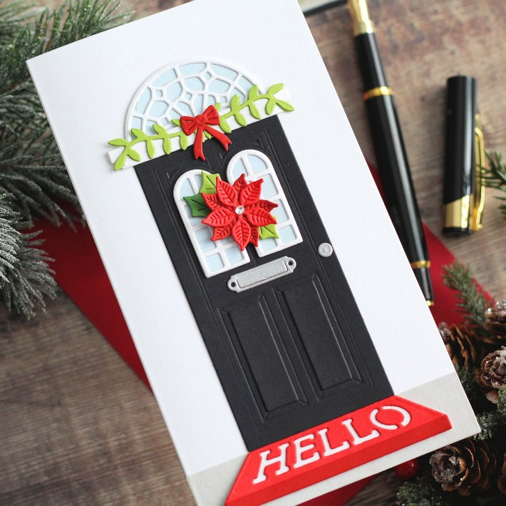 Open House Collection – Holiday Card Inspiration With Michelle Short