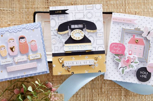 September 2021 Card Kit of the Month is Here – Together is the Best
