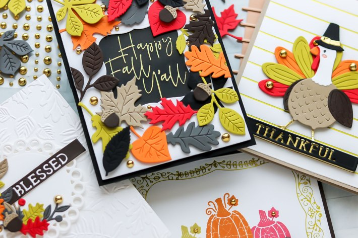 Fall Traditions Collection - Inspiration with Lisa Mensing