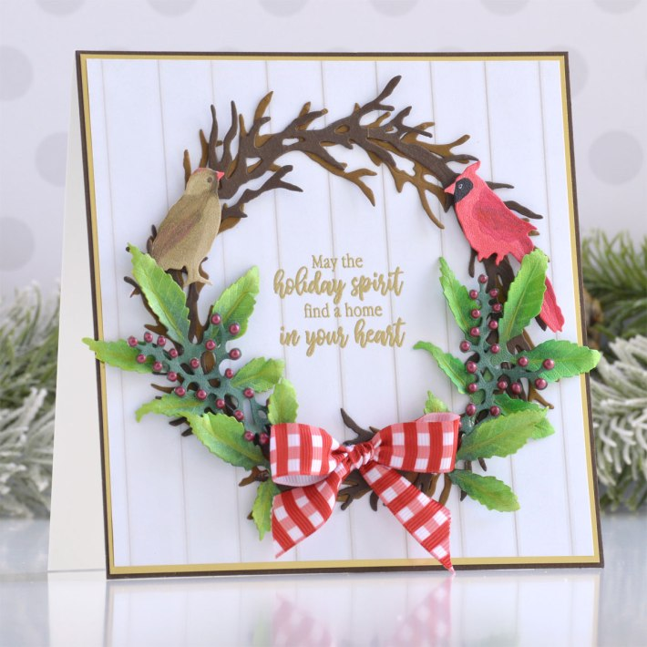 Susan's Holiday Flora Collection – Christmas Card Inspiration with Annie Williams