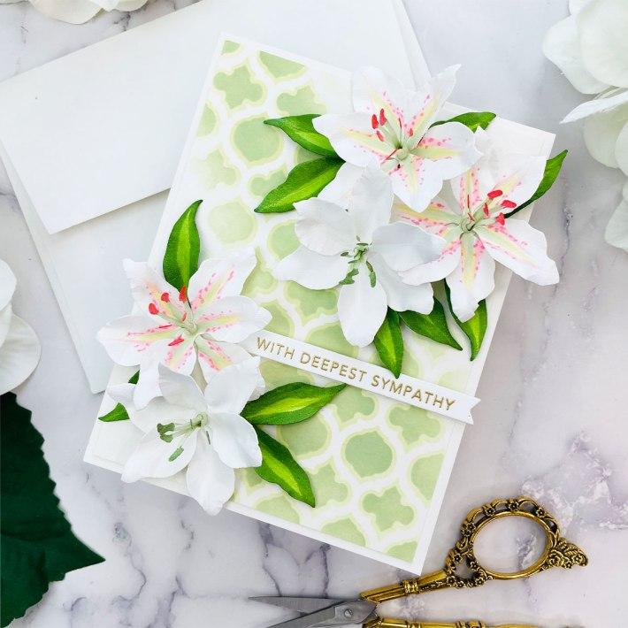 Handmade Cards Using Susan's Garden Club with Joy Baldwin