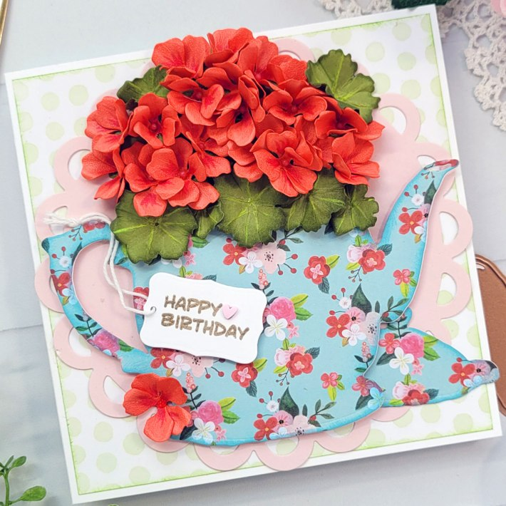 Inspiration with Susan's Garden Club Collection with Andrea Shell