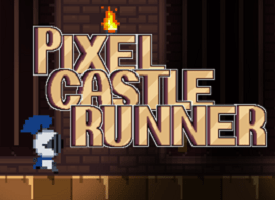 Pixel Castle Runner