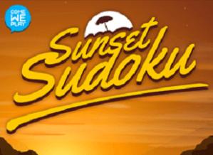 Sunset Sudoku Challenge