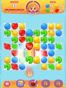 Candy Rain 4 spelletje