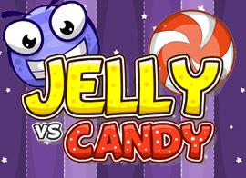 Jelly vs Candy