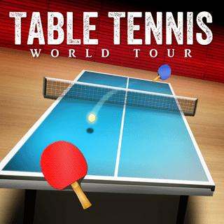 Tafeltennis table tennis