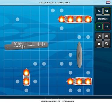 zeeslag gameplay