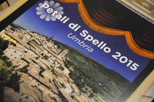 Petali di Spello 2015 by Spello Oggi