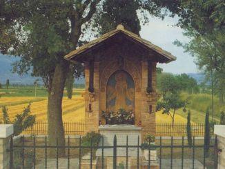 L'Ordine Francescano Secolare San Francesco lo fondò a Cannara