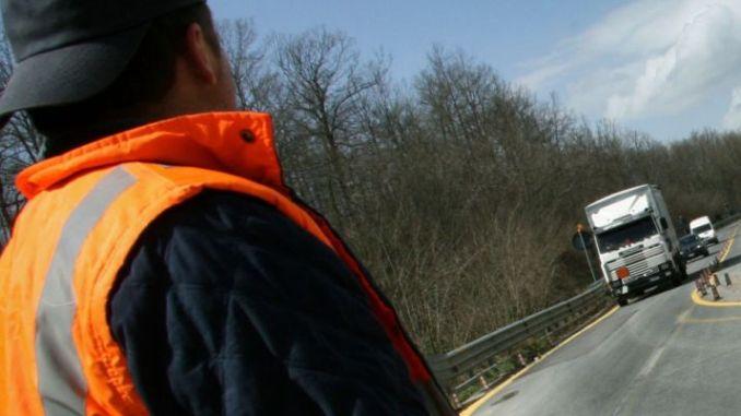 Lavori di risanamento su 75 Centrale Umbra all'altezza del viadotto di Spello