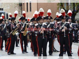 """""""Virgo Fidelis"""", a Spello la commemorazione della Patrona dei Carabinieri"""