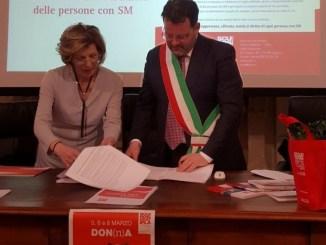 Cannara, Schlerosi Multipla, sottoscritta carta dei diritti