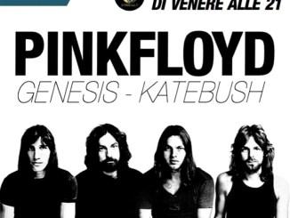 Pink Floyd, Kate Bush e Genesis al Thesorieri di Cannara