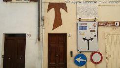 Piandarca di Cannara, luogo suggestivo, dove Francesco predicò agli uccelli