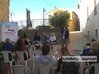 Festival cinema di Spello grande successo a Collemancio di Cannara