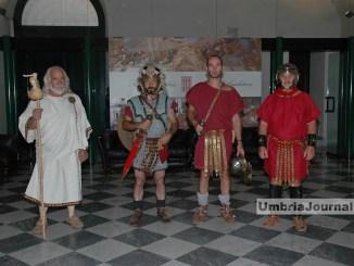 Hispellum, a Spello la rievocazione di epoca romana