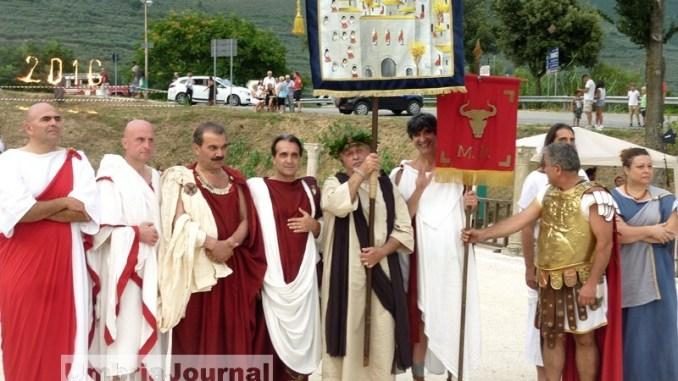 Hispellum 2016, numeri da record per rievocazione storia romana a Spello