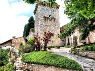 Spello, Torre San Severino, in dirittura d'arrivo l'intervento di consolidamento strutturale