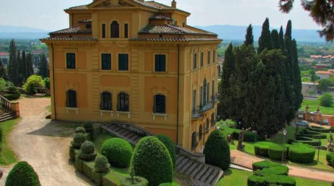 Cinema sotto le stelle, rinviati al 6 e 7 agosto gli eventi a Villa Fidelia