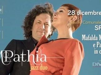 eMPathia Jazz Duo, Mafalda Minnozzi e Paul Ricci in Concertoa Spello
