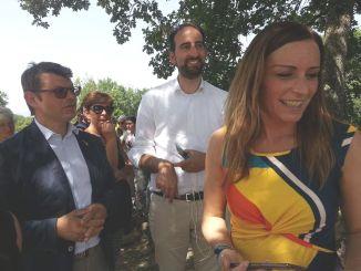 Lucia Borgonzoni in Umbria, sottosegretario beni culturali Lega a Cannara, Deruta e Pietrafitta