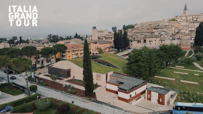 Italia Grand Tour, presente anche Spello con la Villa dei Mosaici