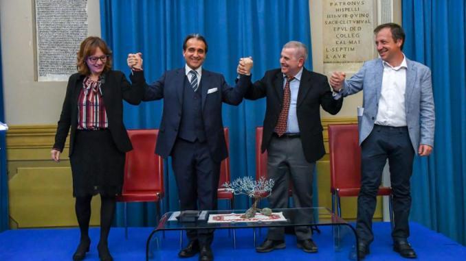 Moreno Landrini riconfermato sindaco di Spello con 52%