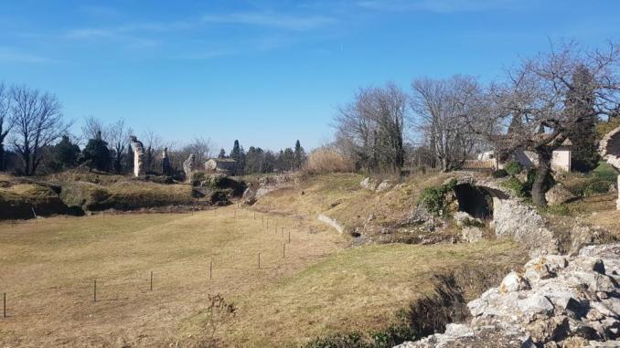 Recupero e valorizzazione Anfiteatro romano, tramite il PRS Umbria