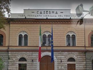 Carabiniere si uccide nella caserma Gonzaga di Foligno