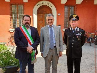 Prefetto di Perugia, Claudio Sgaraglia, in visita a Cannara e non solo