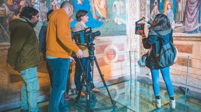 Anche Spello parteciperà al documentario di Rai 1 dedicato a Raffaello Sanzio
