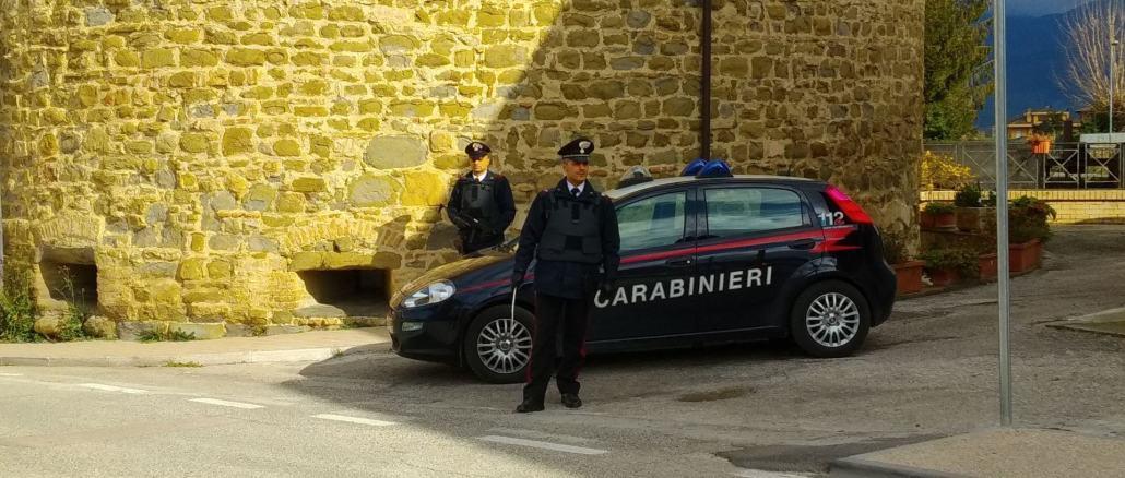 Due arresti da parte dei Carabinieri di Cannara per un furto di anelli