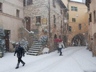 Emergenza neve, operativo piano intervento in caso di eventi critici